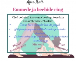 BEEBIDE JA EMADE RING TARTUS