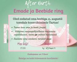 BEEBIDE JA EMADE RING