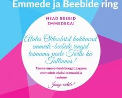 BEEBIDE JA EMADE RING TALLINNAS